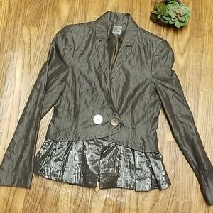 People like Frank anthropologie peplum blazer